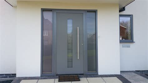 5 Advantages Of Owning An Aluminium Front Door Interior Aluminium Doors Exterior