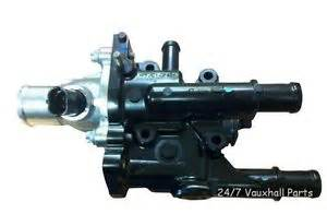 Vauxhall Vectra Thermostat Vauxhall Vectra C Complete Thermostat With Plastic Housing