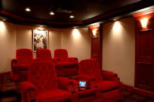 Home Theater Interiors 5 Home Cinema Interior Designs