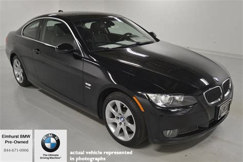 2009 bmw 335i xdrive coupe review pre owned 2009 bmw 3 series 335i xdrive coupe 2dr car in