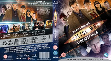 Dr Who Specials - doctor who specials cov by mrpacinohead on deviantart