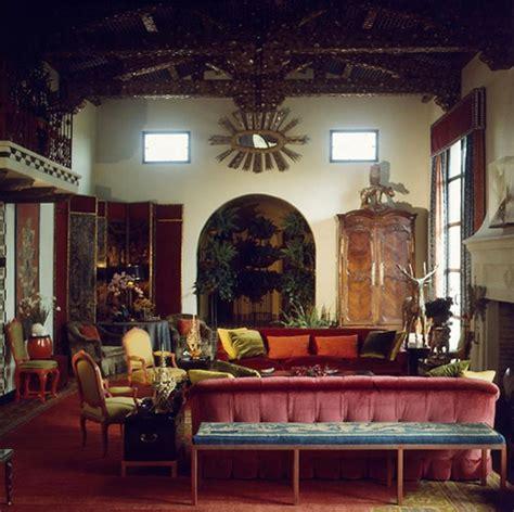 tony duquette interior design designer tony duquette