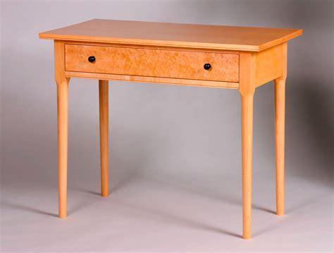Shaker Writing Desk Plans by Shaker Inspired Writing Desk Finewoodworking