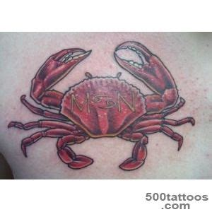 small crab tattoo crab designs ideas meanings images