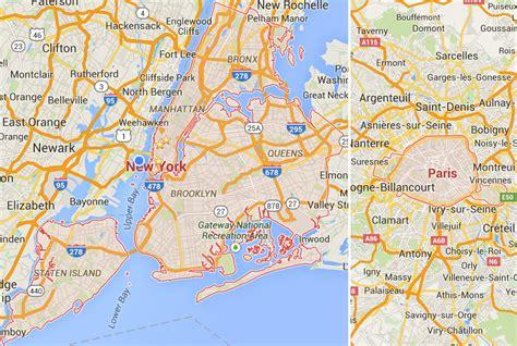 map de new york new york pour les nuls