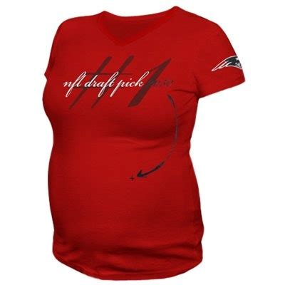 future patriots fan maternity shirt love the pats maternity gear future draft pick inside