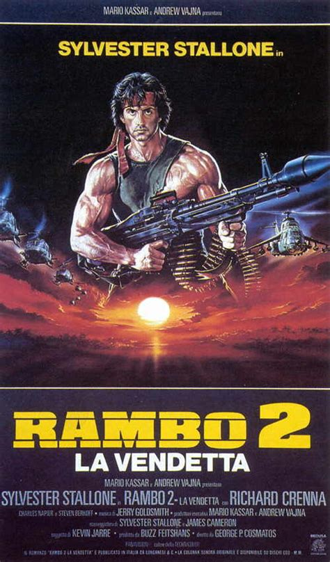 Film Rambo La Vendetta | rambo 2 la vendetta film 1985