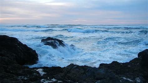 high tide stock footage video shutterstock