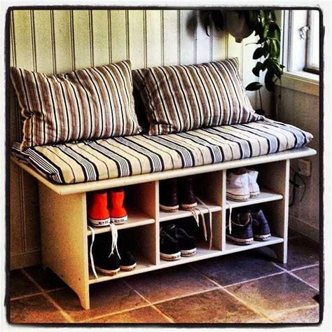 ikea shoe rack bench hack leksvik coffee table to shoe bench ikea hackers ikea
