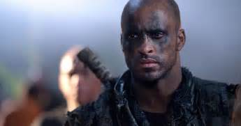 ricky whittle shares some details about his time