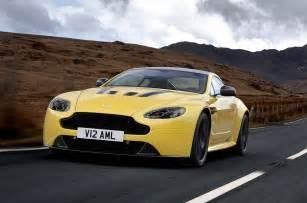 Aston Martin Vantages Official 2014 Aston Martin V12 Vantage S Gtspirit