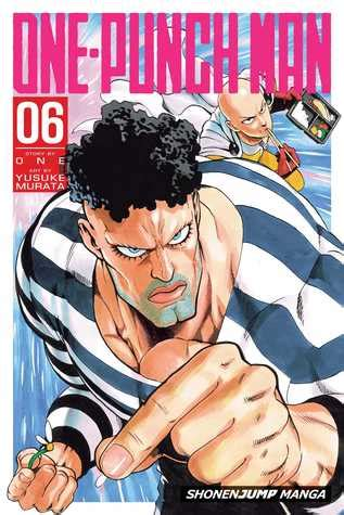 1421592266 one punch man vol one punch man vol 6 by one