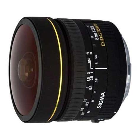 Sigma Fisheye sigma 8mm f 3 5 ex dg circular fisheye