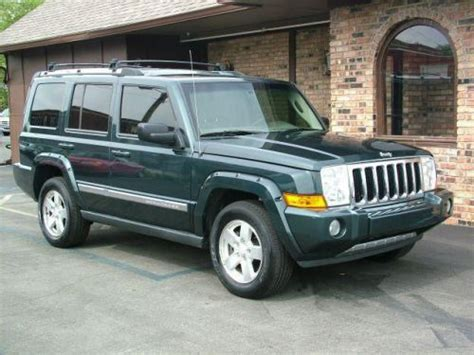 auto air conditioning repair 2006 jeep commander regenerative braking buy used 2006 jeep commander limited in 8306 pendleton pike indianapolis indiana united