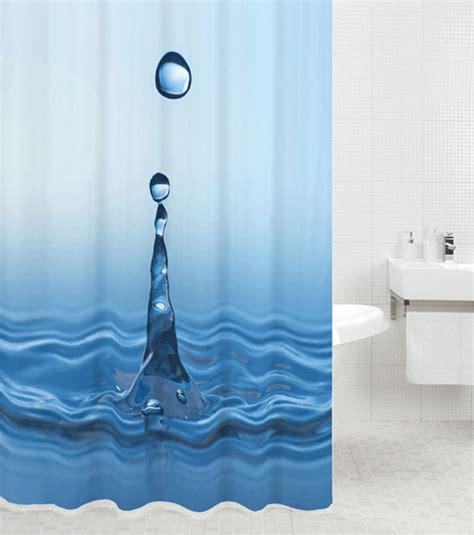 curtains 145 cm drop shower curtain water drop 180 x 180 cm