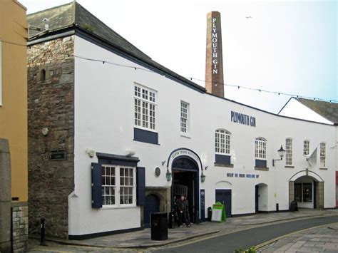plymouth distillery plymouth gin foundry