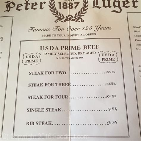 peter luger steak house new york peter luger steakhouse brooklyn new york