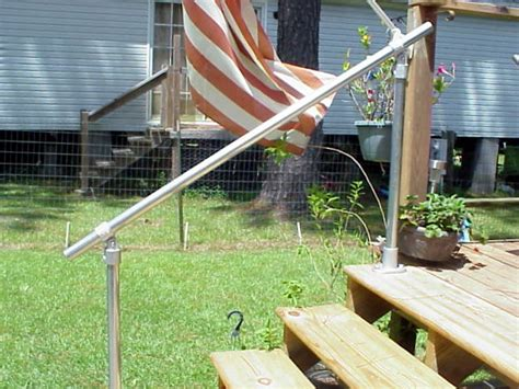 how to make a banister for stairs a simple handrail for stairs on porch or deck simplified building