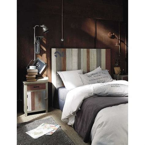 Tete De Lit Bois Patiné 2861 by Wooden Headboards And Headboards On