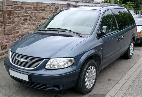 how it works cars 2000 chrysler voyager spare parts catalogs file chrysler voyager front 20080625 jpg wikimedia commons