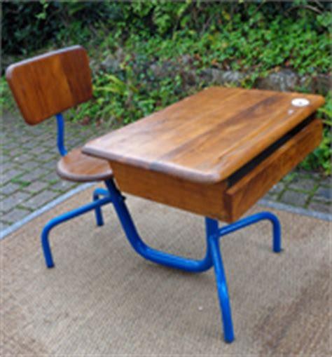 bureau ecolier jean prouve meubles design salle chaise ecolier vintage