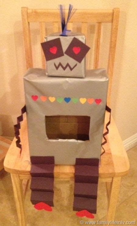 s day card boxes 100 ideas to try about cardboard box robot robot crafts