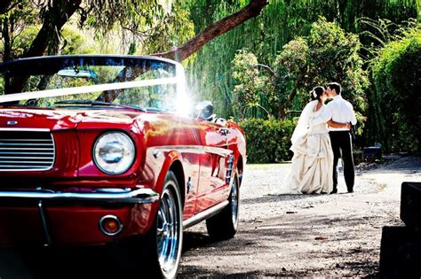 mustang wedding wedding cars mustang by con tsioukis alex pavlou