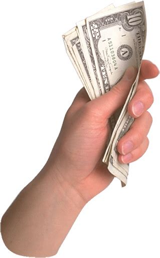 handling money brings relief slashdot