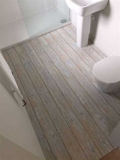 bathroom flooring ideas vinyl 29 vinyl flooring ideas with pros and cons digsdigs