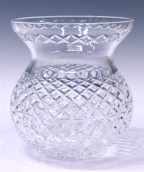 Large Waterford Vase by 150 Large Waterford Cut Bouquet Vase Spectacular