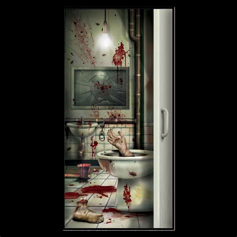 walking dead bathroom creepy door scary door resident evil 7 biohazard
