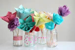 flowers for s day make a bouquet of beautiful paper flowers for s day