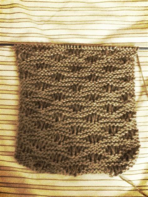 drop stitch knitting knitting drop stitch pattern mystuff