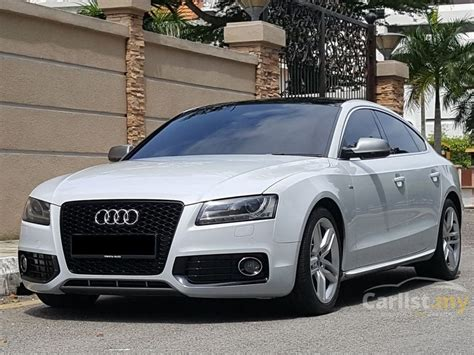 Audi A5 Sportback 2011 by Audi A5 Sportback 2011 In Penang Automatic White For Rm
