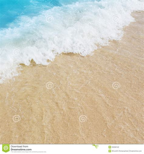 sea water and the stock photography image 35058122