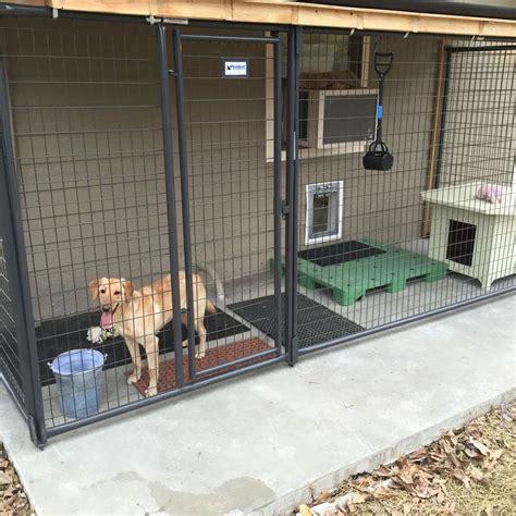 1000 images about dog kennel designs on pinterest dog fancy s kennel gun dog house door ultimate dog den