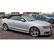 Audi A5 Cabrio Technical Details History Photos On