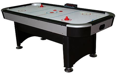 deluxe 8 foot air hockey table from find arcade machines