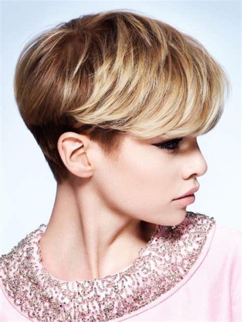 Frisuren Kurze Haare Damen by Unsere Top 20 Blonden Kurzhaarfrisuren