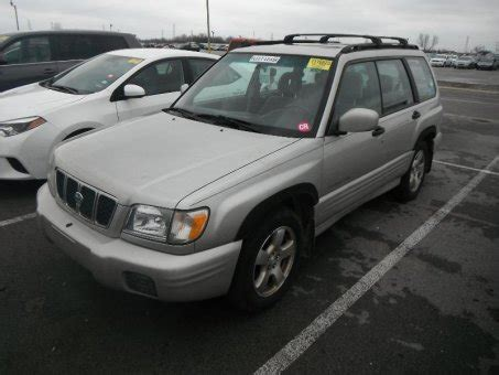 how to work on cars 2001 subaru forester parental controls 2001 subaru forester awd s