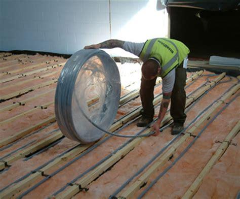 Underfloor Heating Existing Floor by Installing Underfloor Heating An Introduction