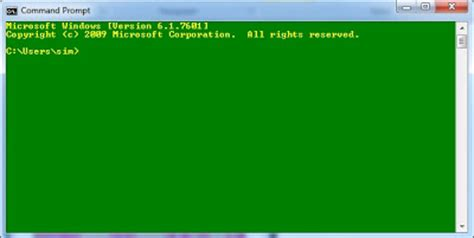 change theme command line windows 7 windows fellow how to change command prompt text and