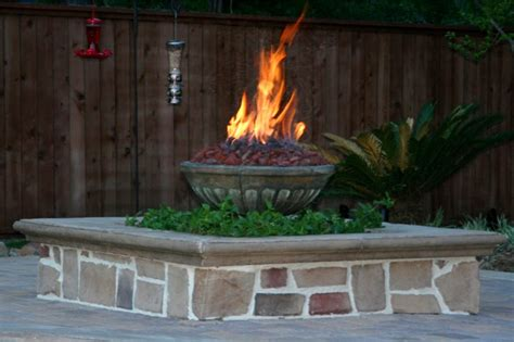 outdoor fireplace houston tx photo gallery pit houston tx photo gallery landscaping network