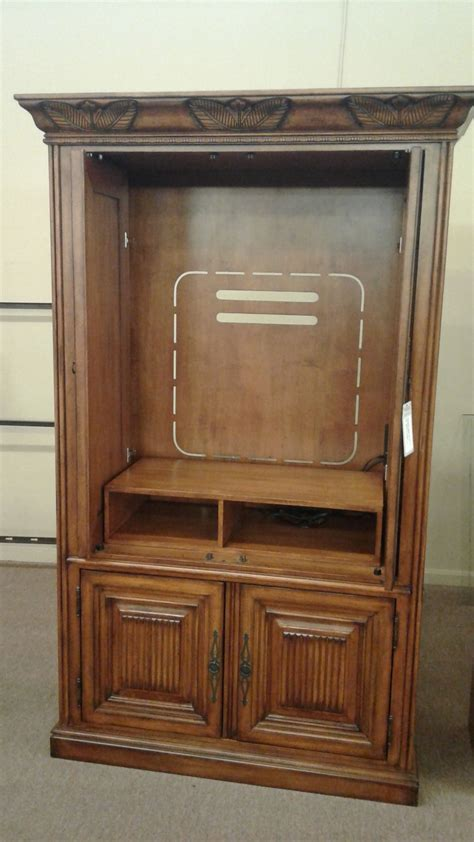 lexington armoire lexington entertain armoire delmarva furniture consignment