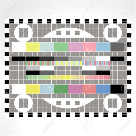 tv test pattern vector tv test pattern clipart clipground