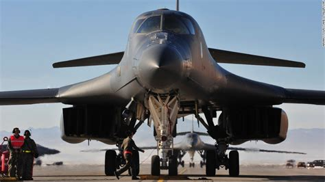 New Bomber1 us b 1 bombers fly korean peninsula cnnpolitics
