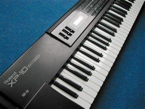 Keyboard Roland Xp 10 roland xp10 keyboard clickbd