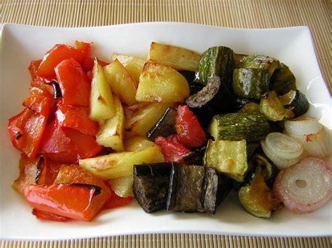 cucinare verdure al forno verdure al forno in cucina con zia lora