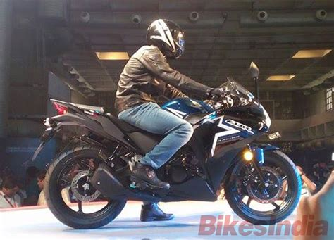honda bikes cbr 150r price in india new updated 2015 honda cbr 250r cbr 150r showcased