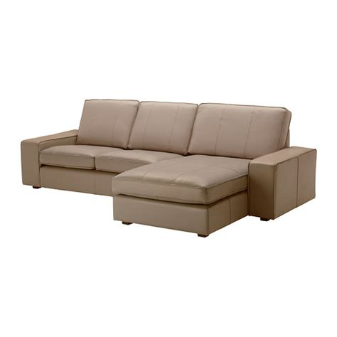 deep couch ikea kivik two seat sofa and chaise longue grann bomstad